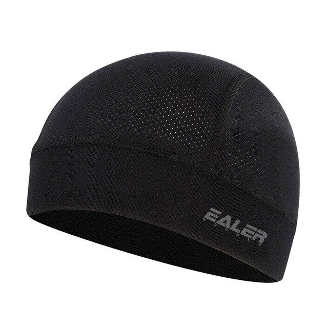 Men's Mesh Skullcap Headband Sweatband Skull Cap