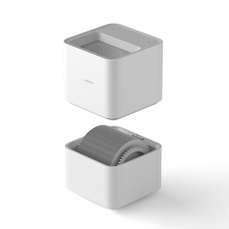 Smart mi Xiaomi Evaporative Humidifier Home Air dampener Aroma diffuser Control