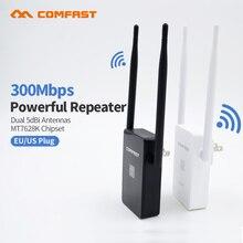 Comfast CF-WR302Sv2WI FI Усилитель Маршрутизатор 300 М Беспроводной Wi-Fi Ретранслятор Сеть Маршрутизатор 10dbi Антенна Wi-Fi Усилитель Сигнала