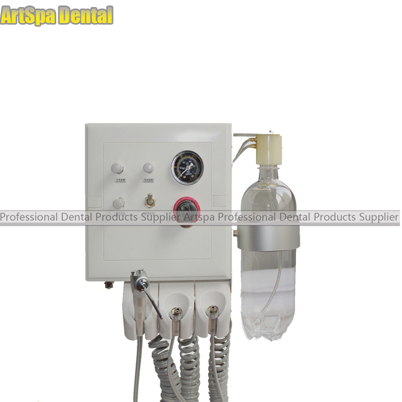 Image 2 - Dental Turbine Unit Wall Hanging Type Portable Testing Turbine-in Teeth Whitening from Beauty & Health