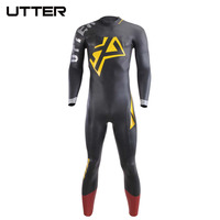 Полное Xprana для мужчин's SCS Триатлон Surf неопрена гидрокостюм Нано покрытие костюм с длинным рукавом для одежда Заплыва Купальники малышек Вел