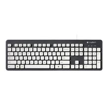 Logitech Wired K120 108 Keys Keyboard for Windows Desktop Laptop Computer K310 Washable Home Office Gaming Use