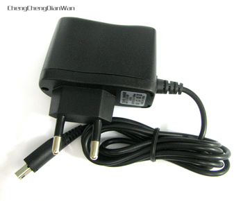 ChengChengDianWan 50pcs ac adaptor for 3ds wall charger power supply For 3DS New 3DS repair parts