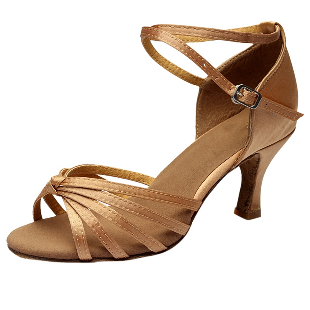 2019 New Arrival Hot-selling Summer Shoes Peep Toe Sweet Women's Sandals Thin Heel Pumps Princess High Heels Women Shoes