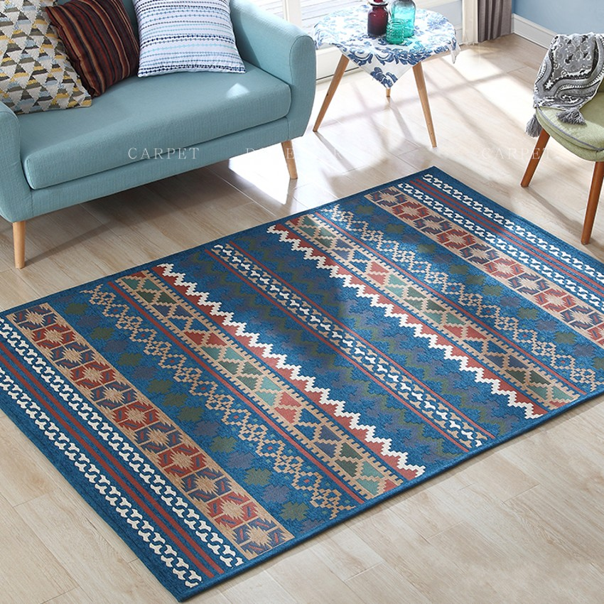 Kilim Style Gorgeous Bedside Carpet 160 230cm Living Room