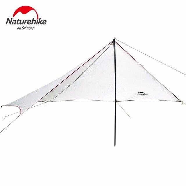 Naturehike Outdoor Event Tent Party Beach Large Camping Tents Shelter Sun Waterproof Lightweight Sunscreen Camping Garden Tent