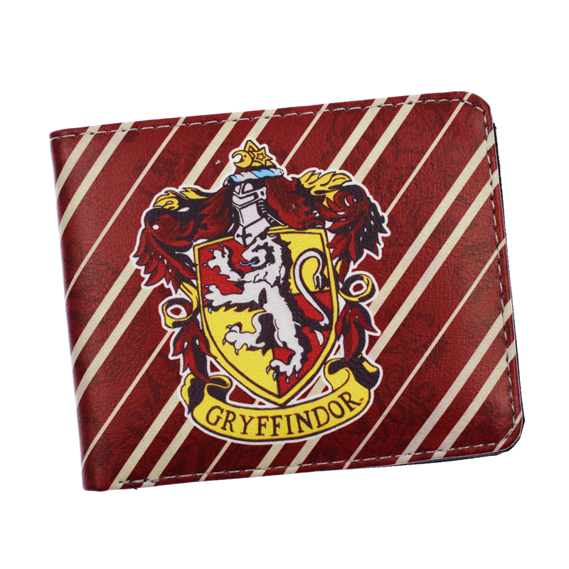 FVIP Free Shipping Harry Potter Wallet Hogwarts Four Colleges GRYFFINDOR /SLYTHERIN /HUFFLEPUFF /RAVENCLAW Purse for YoungFVIP Free Shipping Harry Potter Wallet Hogwarts Four Colleges GRYFFINDOR /SLYTHERIN /HUFFLEPUFF /RAVENCLAW Purse for Young