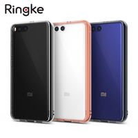Ringke Fusion Xiaomi Mi6 Case Clear Back Cover Soft Frame Edge MIL STD Drop Protection Hybrid