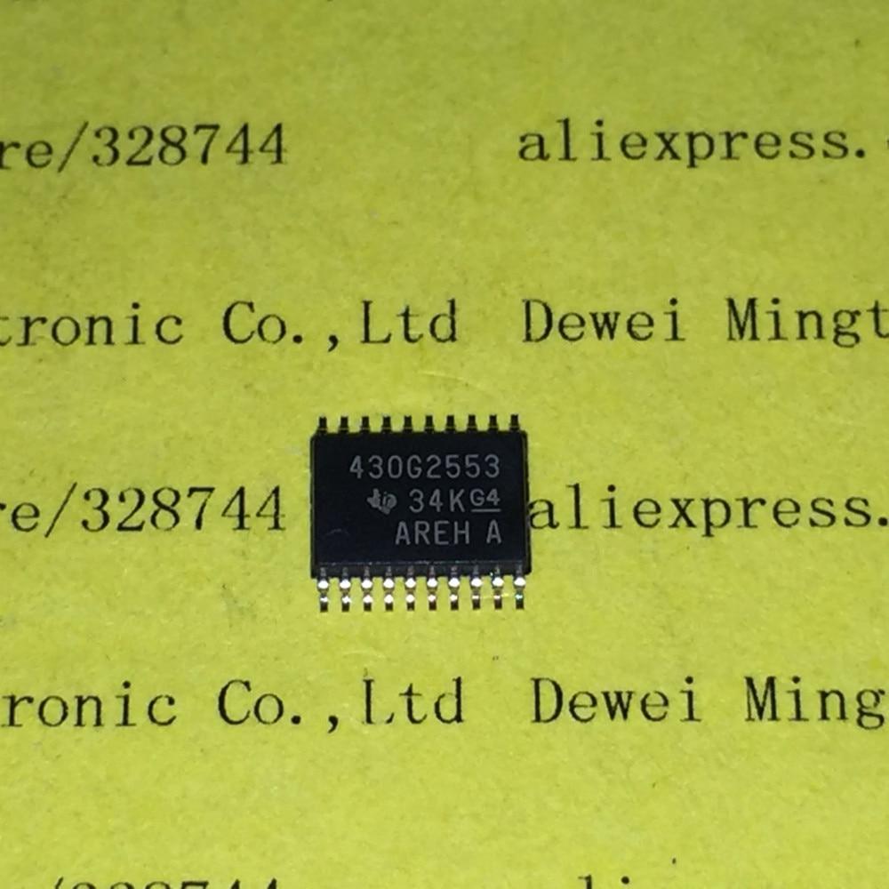 Price MSP430G2553IPW20