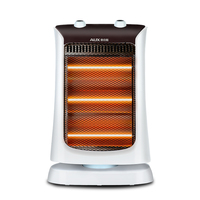 220V AUX Electric Heater Rotatable Energy Saving Head Shaking Heater Fast Heating 3 Gear Control Electric