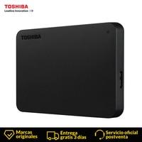 Toshiba Canvio 1TB Basics Portable External Hard Drives 500GB/2TB 3TB 4TB 2.5 Micro USB 3.0 5000 Mbit/s Negro Black HDD