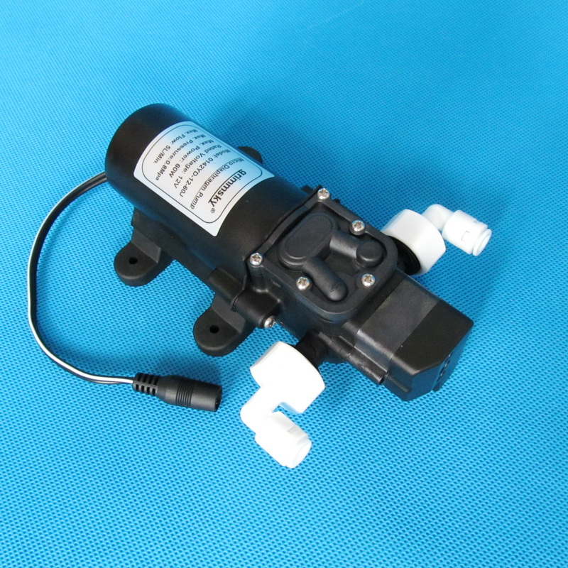 5L Min 60W reverse osmosis booster pump in Pumps from Home Improvement
