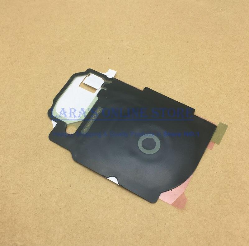 JEDX Original Neue NFC Chip Antenne Flex Kabel W/Aufkleber für Samsung Galaxy S7 Rand G935F G935 Ersatz teile