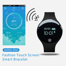 Multifunctional Men Women Children Smart Watch Vibration Alarm Clock Bracelet Bluetooth Step Counter Pedometers Sports Equipment(China)