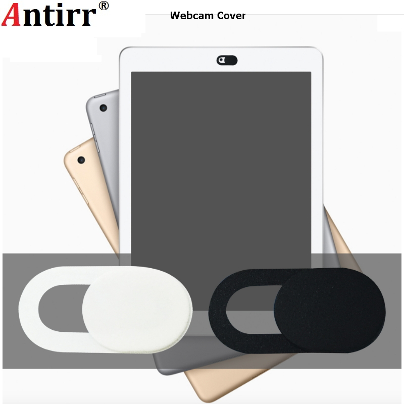 Antirr Plastic Webcam <font><b>Cover</b></font> Privacy Protection Shutter For Smartphone Laptop Desktop Camera Protector <font><b>Cover</b></font> Lens Shield Stickers image