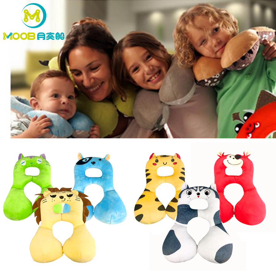 100% Quality 0-3 Years Old Baby Headrest Multifunctional Cartoon Animal Baby Pillow For Baby Sleep Pillow Back To Search Resultsmother & Kids