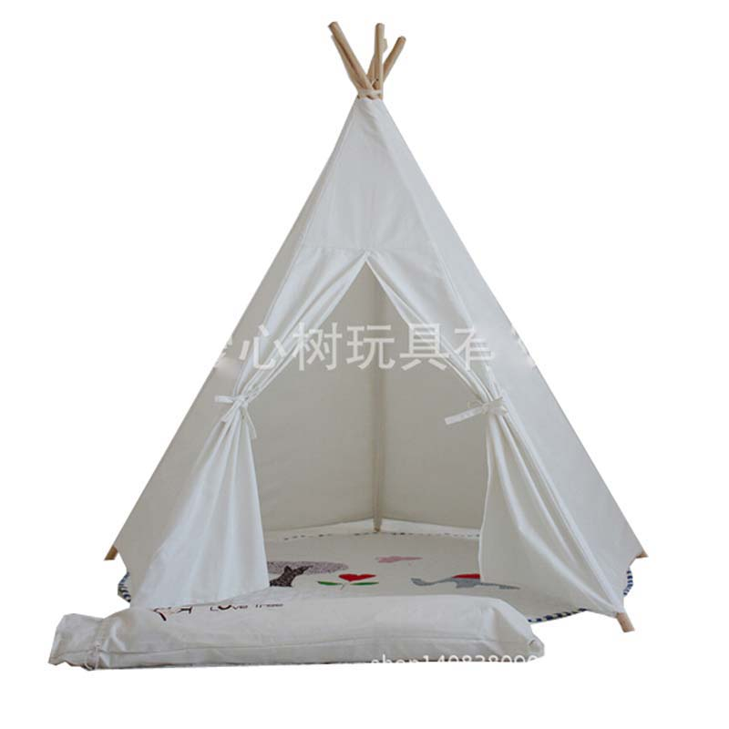 achetez en gros tipi tente enfants lit tente en ligne. Black Bedroom Furniture Sets. Home Design Ideas