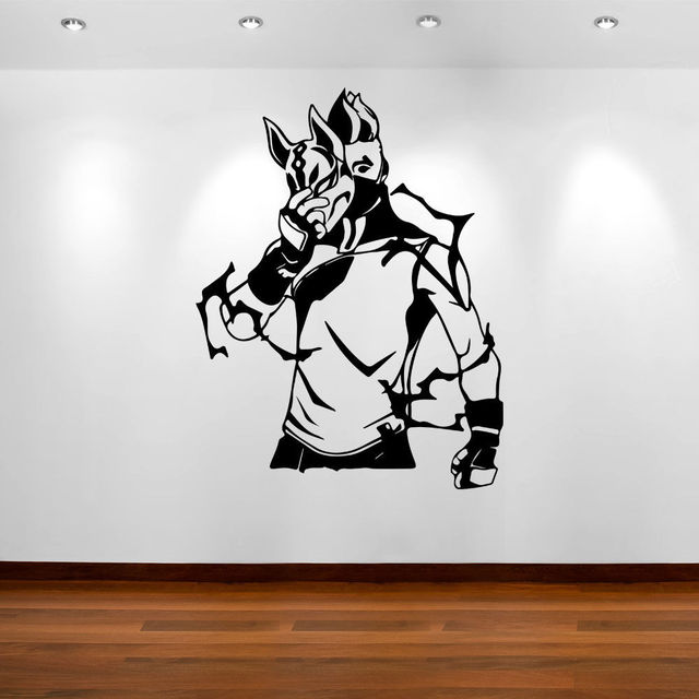 Games Drift Xbox Ps4 Teens Boy Room Decal Wall Vinyl Decals Art Home Decor  Stickers For Kids Rooms Mural Poster B664
