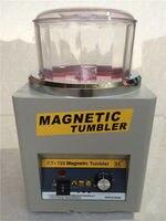 Мини магнитный массажер 180 мм чистки ювелирных изделий и финишер машины 110 В/220 В