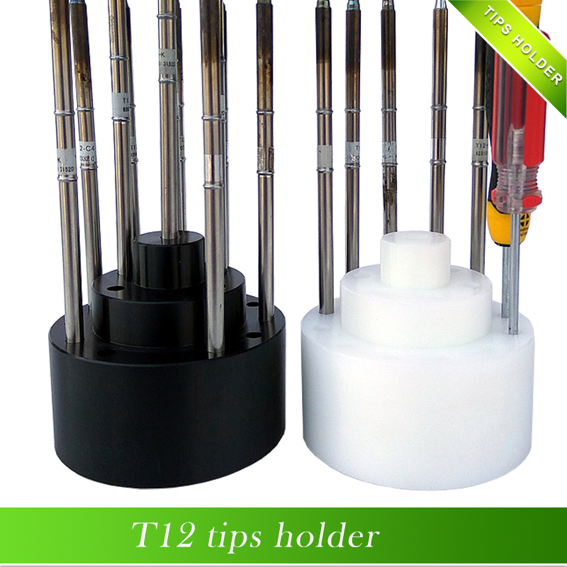 New arrival T12-stand T12 Soldering Iron Tips holder stand FOR T12 SOLDERING TIPS ARRANGEMENT new arrival iron