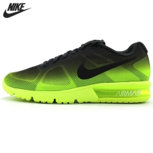 Original New Arrival NIKE AIR MAX SEQUENT Men's Running Shoes Low top Sneakers(China (Mainland))