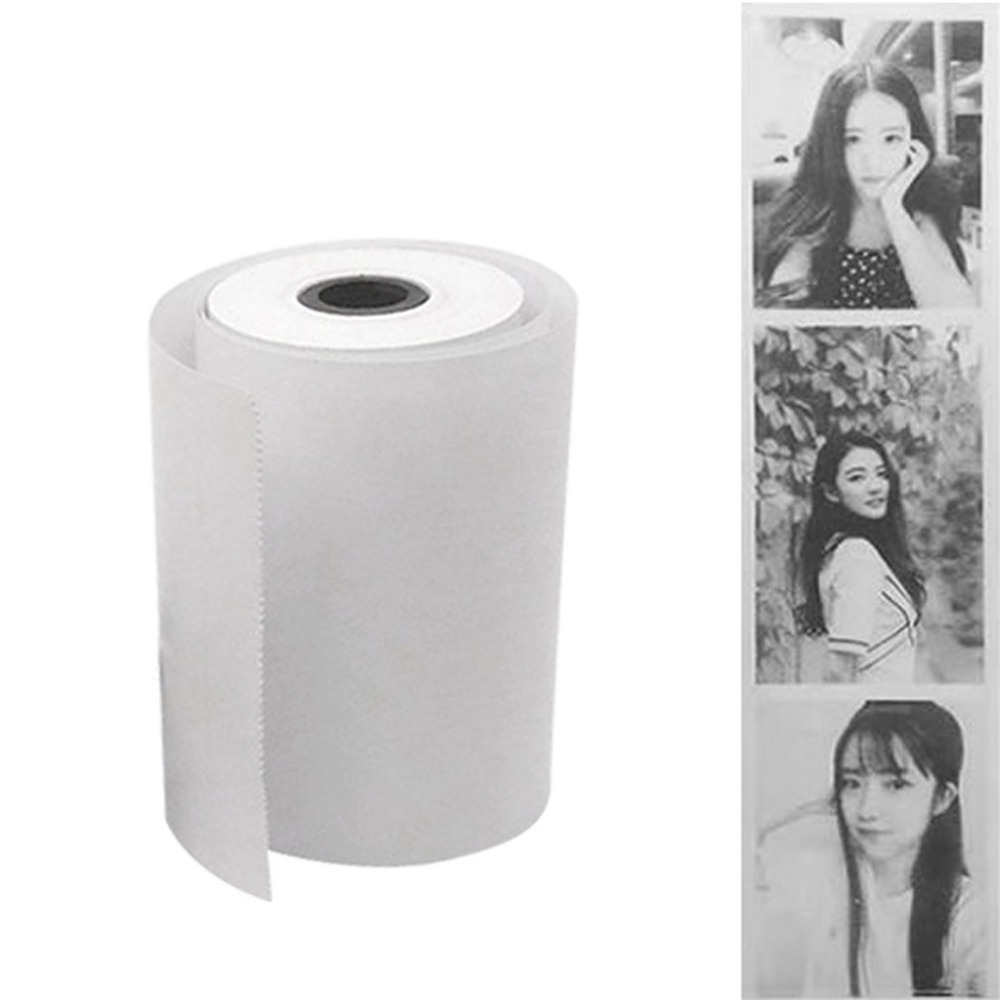 PAPERANG P1 Printer Paper 3 Rolls/lot Machine Paperang Thermal Printing Paper Mini Phone Portable Bluetooth Photo Paper JEPOD