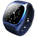 New Smartwatch M26 Sport Bluetooth Smart Watch With LED Alitmeter Music Player Pedometer For  Android Samsung HTC LG