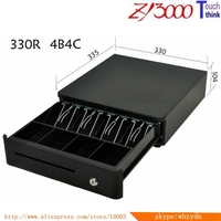 Hot Sale Ecc 330 Gaming Computer Best Quality Cash Register Drawer Pos Five Grids Three Section Of The Cashbox