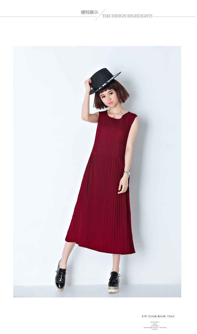 Loose Sling Cotton Maternity Dress Comfortable Clothes for Pregnant Women  Plus Size Summer Clothing for Pregnancy Pleated skirt-in Dresses from Mother  ... f2c732911752