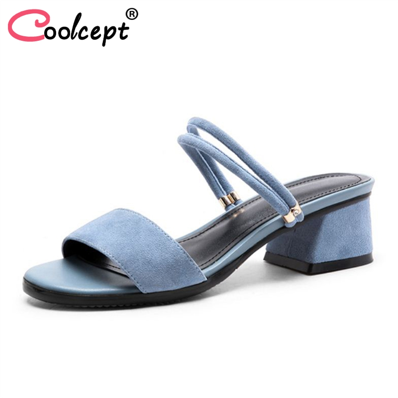 Coolcept Size 32-43 Women Real Leather Flats Sandals Cross Strap Gladiator Sandals Summer Daily Leisure Shoes Women FootwearCoolcept Size 32-43 Women Real Leather Flats Sandals Cross Strap Gladiator Sandals Summer Daily Leisure Shoes Women Footwear