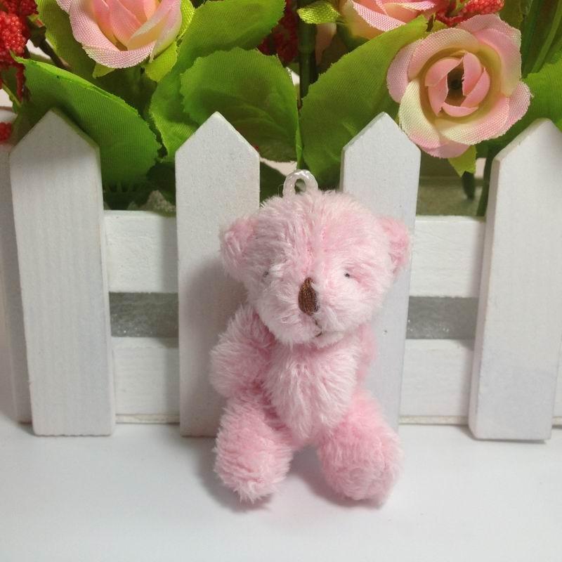 6cm long wool teddy bear (5)