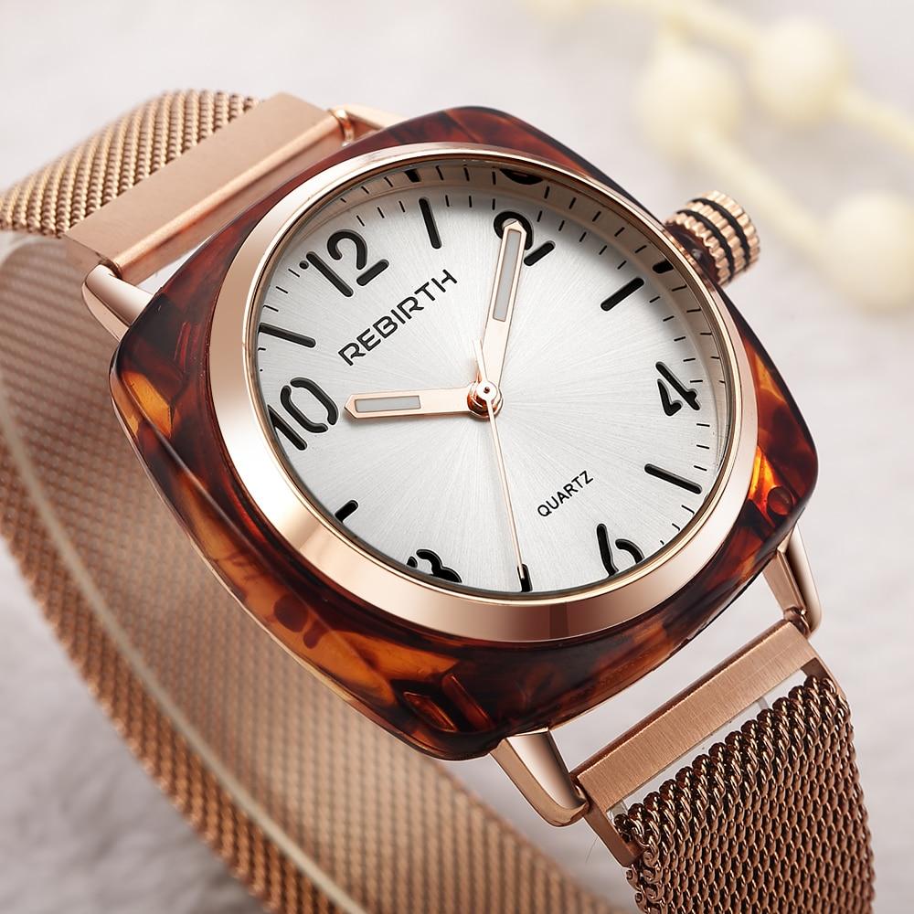 REBIRTH Watch For Women 2020 Luxury Womens Watches