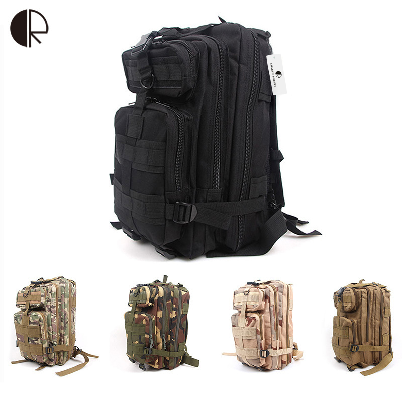 Hot Sale Men Women Unisex Military Backpack Bag Trekking Travel Rucksacks BT035