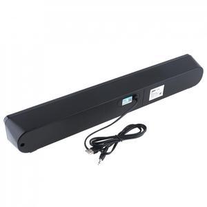 Image 4 - SADA V  193 เดสก์ท็อป Strip Soundbar ซับวูฟเฟอร์ลำโพง 3.5 มม.แจ็คสเตอริโอ USB สำหรับ PC/แล็ปท็อป/โทรศัพท์มือถือ