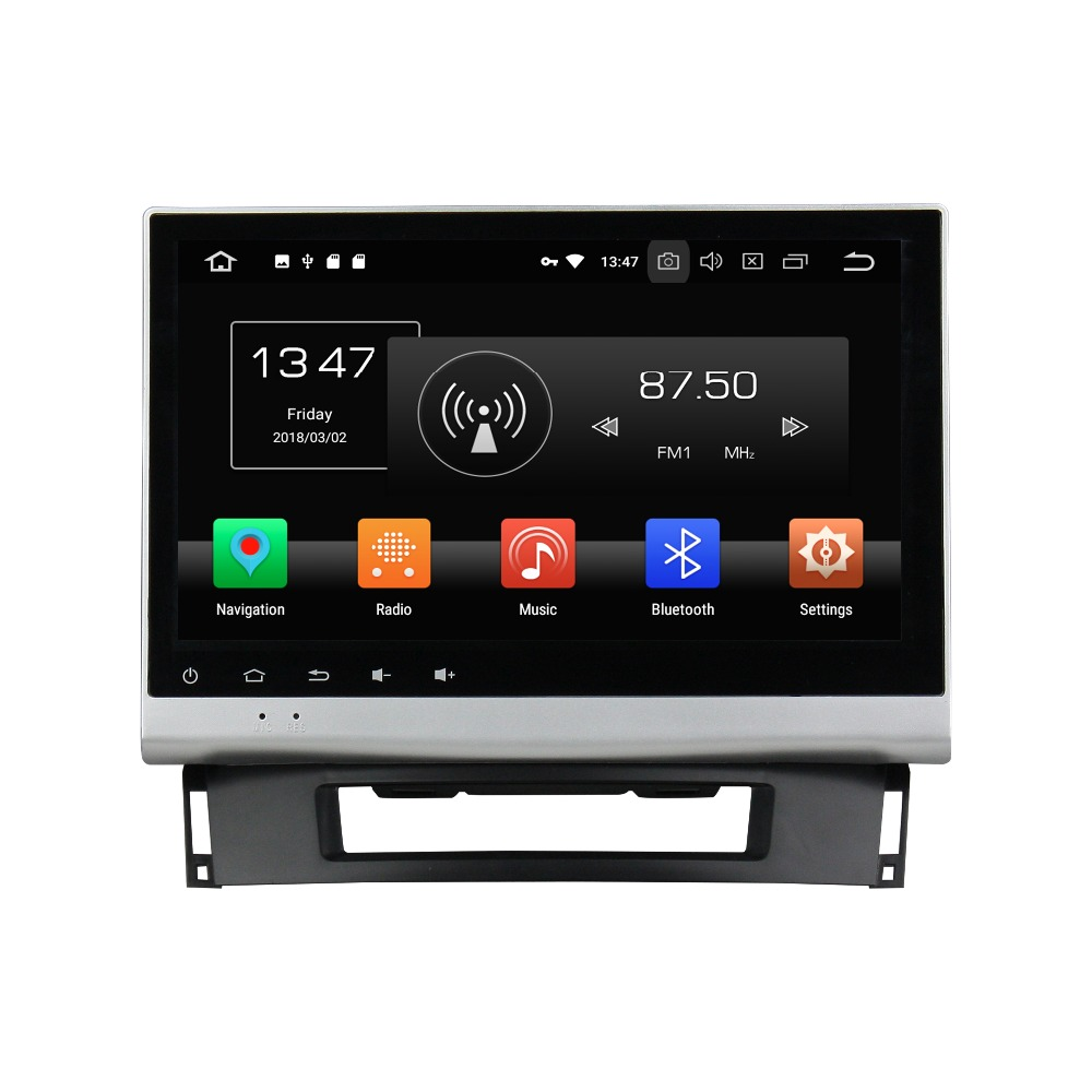 OTOJETA Android 8.0 voiture DVD octa Core 4 GB RAM 32 GB rom lecteur multimédia pour opel Astra J 2011-2014 cd300 cd400 radio enregistreur