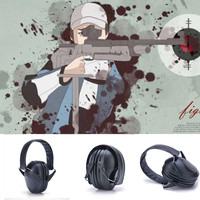 Tactical Shooting Sport Hearing Protection Earmuffs Shooting Anti Noise Outdoor Ear Protection Headset Ear Muff For