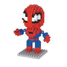 цена на Legoinglys Spiderman Super Heroes Spider-man Hulk Captain America Superman Thor Iron Man Batman Avengers Building Blocks