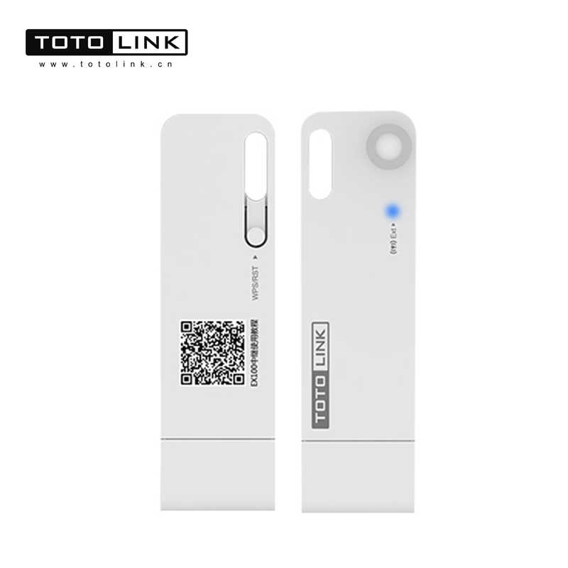 TOTOLINK EX100 WIFI Repeater Universal Repitidor WIFI Extender 150Mbps  802 11n Amplificador WI-FI Extender
