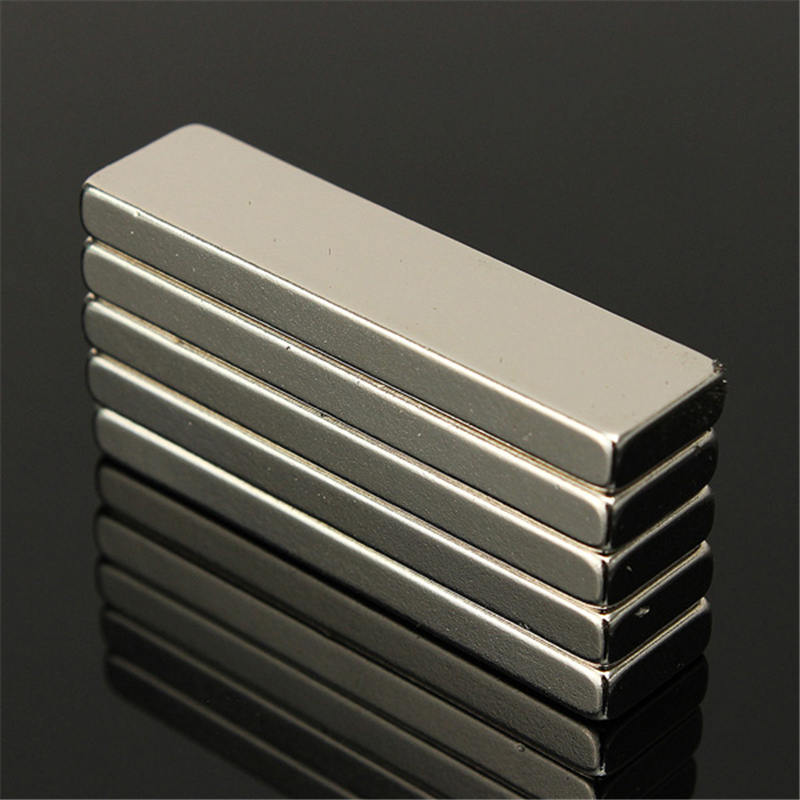 5pcs Super Strong 40 x 10 x 4 mm Block Bar Magnets Rare Earth Neodymium N35 Permanent magnet Square magnet 2015 20pcs n42 super strong block square rare earth neodymium magnets 10 x 5 x 1mm magnet wholesale price