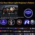 Patrones de Luz del proyector para VW puerta Puerta del coche Fantasma de luz para Opel la luz de puerta para toyota luz de la puerta para lada para geely para kia