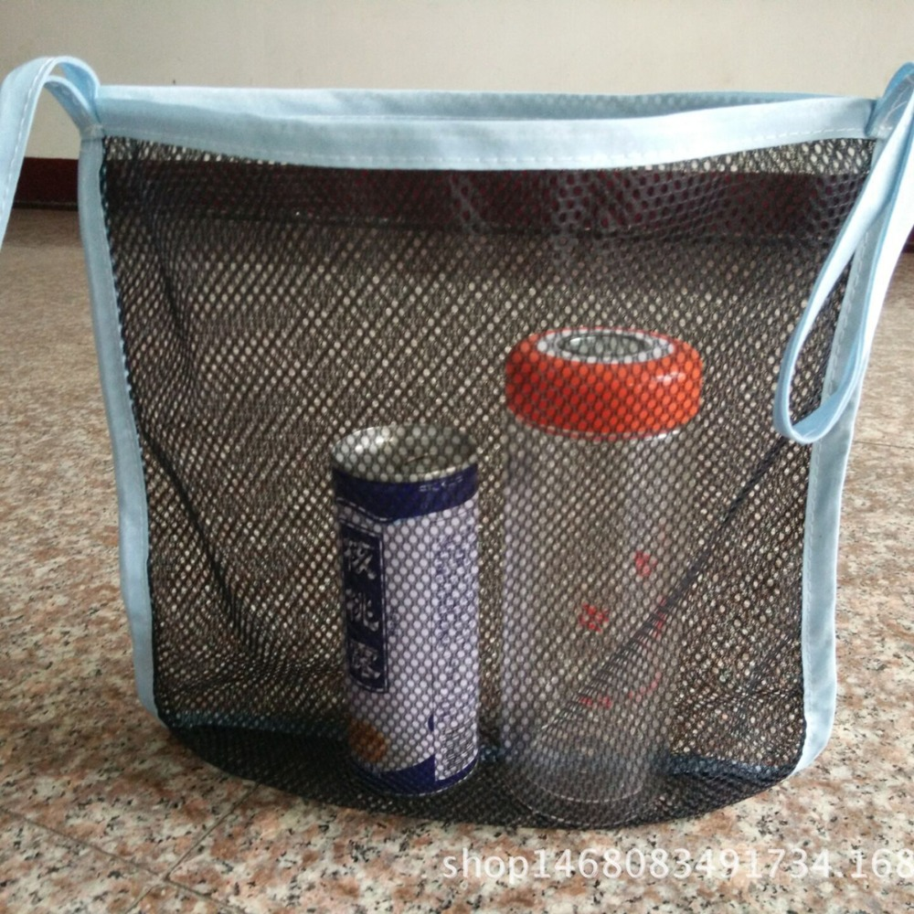 Kids Stroller Mesh Bag Milk/Water Bottle Diaper Storage Baby Stroller Carrying Mesh Bag  ...
