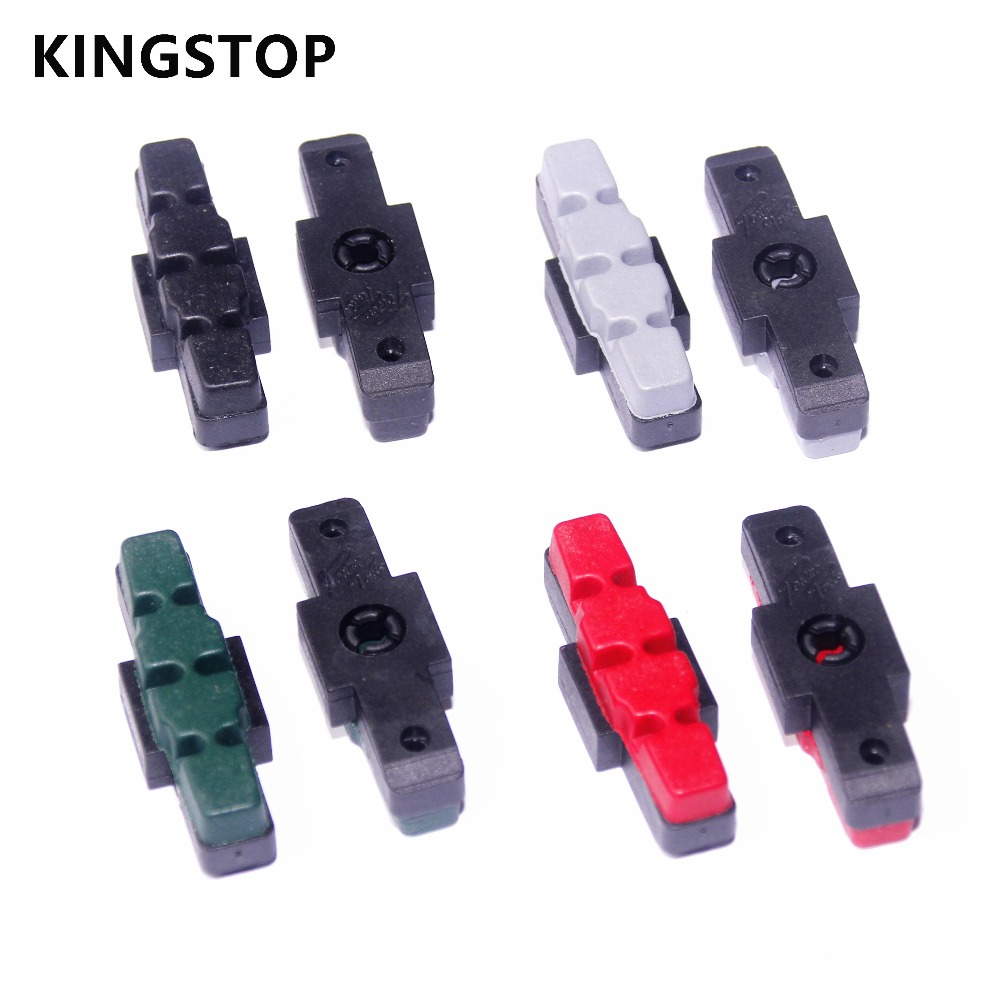 bicycle rim wheel brake pads for Magura Hydraulic Rim fitting Pads HS33 HS22 HS11 four color options  made in Taiwan|pad ice|padded push up bikinipadded buttocks - AliExpress