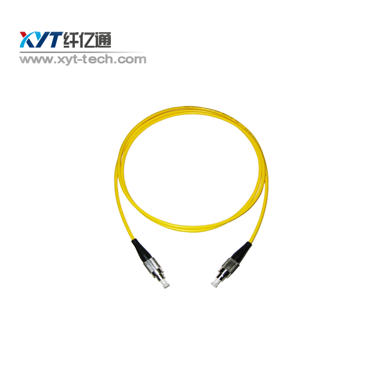 1550nm Polarization Maintaining Patch Cord Slow axis work 2.0mm 1m with connector Fiber optic patch cord1550nm Polarization Maintaining Patch Cord Slow axis work 2.0mm 1m with connector Fiber optic patch cord