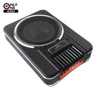 Brand New PRO UDIO DB 100 10 Inch Car Audio Active Subwoofers Maximum Power 200w High