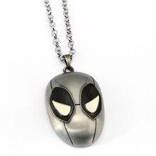 Deadpool Superhero Pendant Necklace