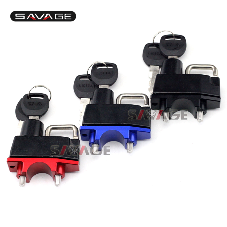 For YAMAHA YZF R3/R25 YZF-R25 YZF-R3 MT25 MT03 Motorcycle Accessories Helmet Lock Brake Master Cylinder Handlebar Clamp for yamaha yzf r25 14 15 yzf r3 2015 motorcycle accessories front