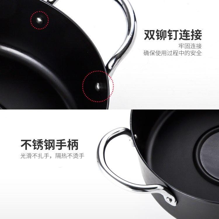 eletromagnético geral panelas fogão