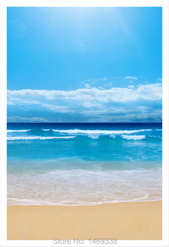 sandy beach prints picture home decoration picture print paintings