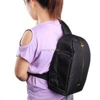 Waterproof DSLR Digital Camera Backpack Case Sling Shoulder Carry Bag For Nik N D90 D7000 D5100