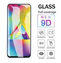 Full Cover 9D Tempered Glass Screen Protector Film Ultra Thin for Samsung Galaxy A70 Phone